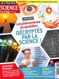 Destination Science  N° 1