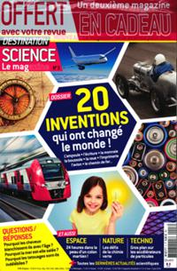 Destination Science  N° 3