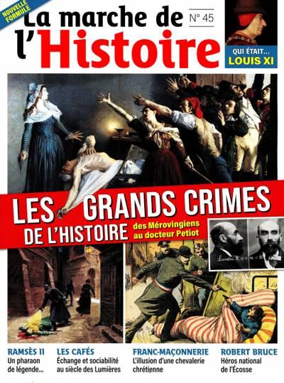 Abonnement magazine La marche de l'histoire