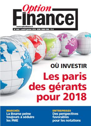 Abonnement Option finance