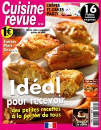 Cuisine Revue N° 80