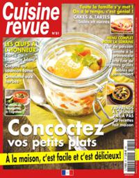 Cuisine Revue N° 81