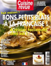 Cuisine Revue N° 84