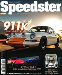 Speedster  N° 52