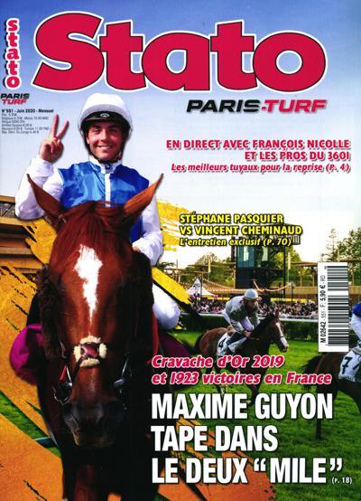 Stato turf magazine - N°543