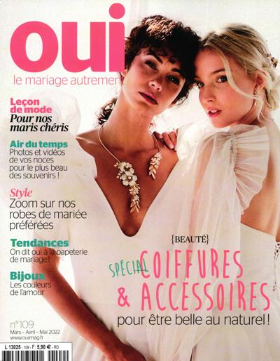 Abonnement OUI Magazine