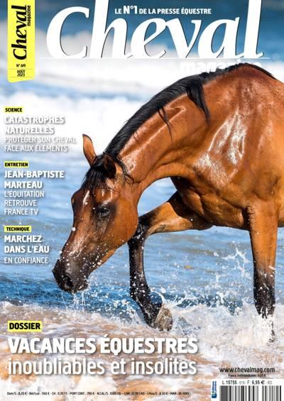 Abonnement Cheval magazine