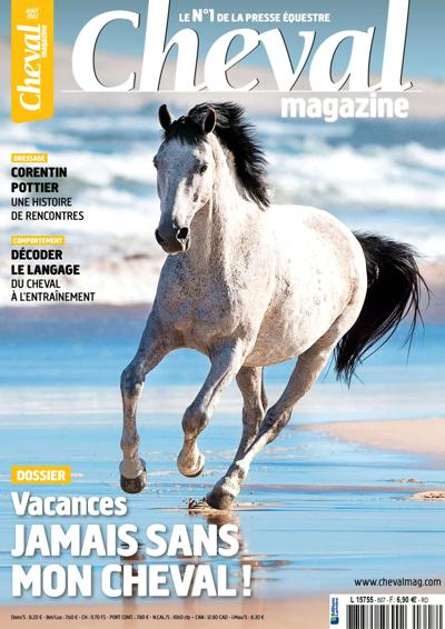 Cheval magazine (photo)