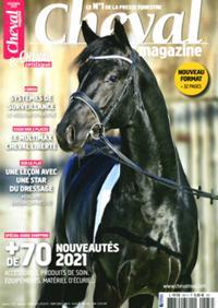 Cheval magazine N° 587