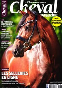 Cheval magazine N° 596