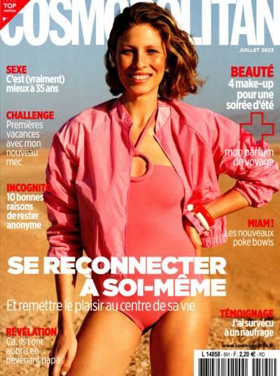 Cosmopolitan poche (photo)
