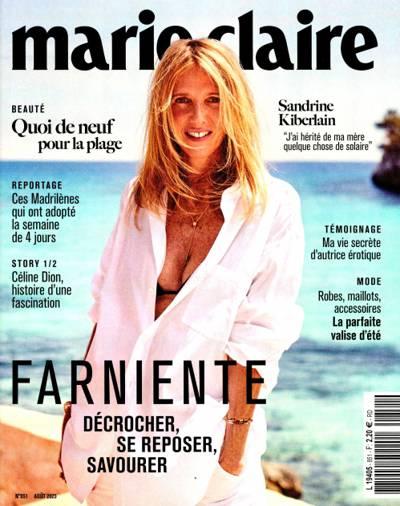 Marie Claire poche (photo)