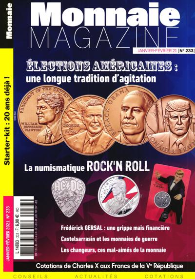 Monnaie magazine - N°221