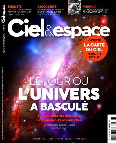 Abonnement magazine Ciel et espace