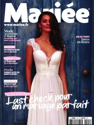 Abonnement Mariee magazine