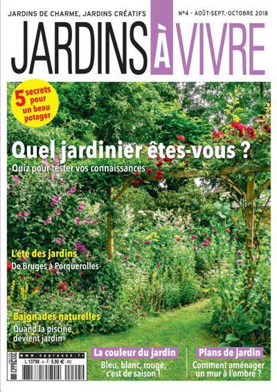 abonnement magazine jardin vivre pas cher viapresse. Black Bedroom Furniture Sets. Home Design Ideas