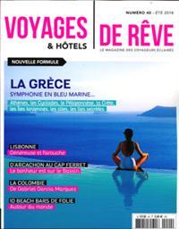 Voyages Et Hôtels De Rêve N° 40