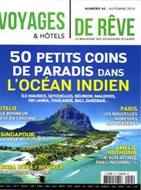 Voyages Et Hôtels De Rêve N° 45