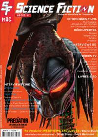 Science-fiction magazine N° 102