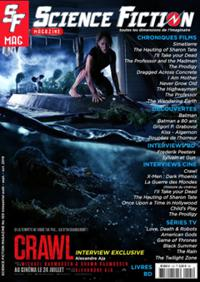 Science-fiction magazine N° 105