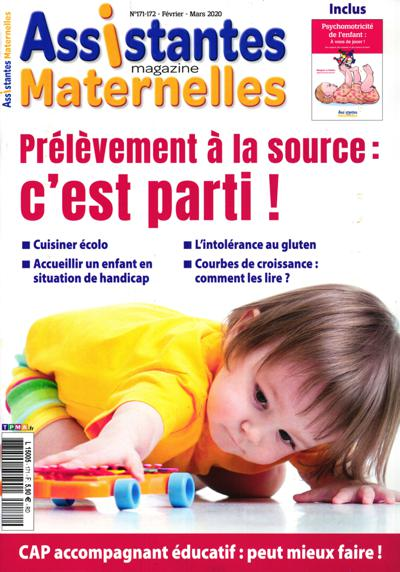 Assistantes maternelles magazine - N°167