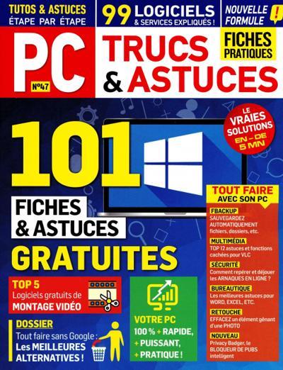 Windows PC Trucs et astuces - N°34