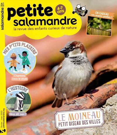 Abonnement magazine La Petite salamandre