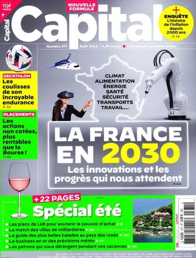 Abonnement Capital