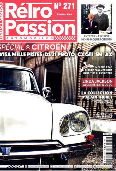 Rétro Passion Automobiles - N°269