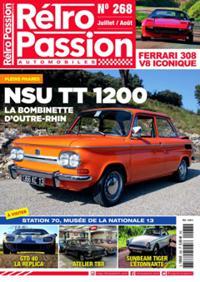 Rétro Passion Automobiles N° 268