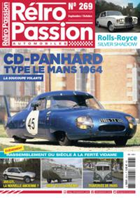 Rétro Passion Automobiles N° 269