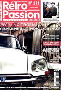 Rétro Passion Automobiles N° 271