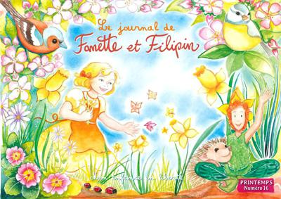 Le Journal de Fanette et Filipin - N°28