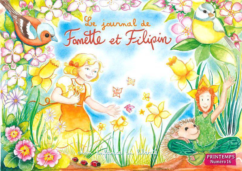 Le Journal de Fanette et Filipin