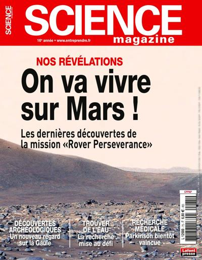 Abonnement SCIENCE MAGAZINE