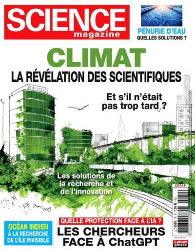 Science magazine (photo)