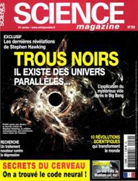 Science magazine N° 59