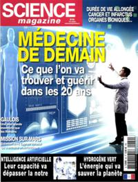 Science magazine N° 60