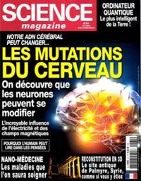 Science magazine N° 61