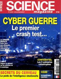 Science magazine N° 62