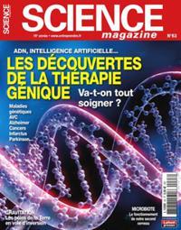 Science magazine N° 63