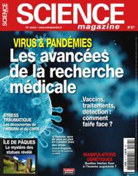 Science magazine N° 67
