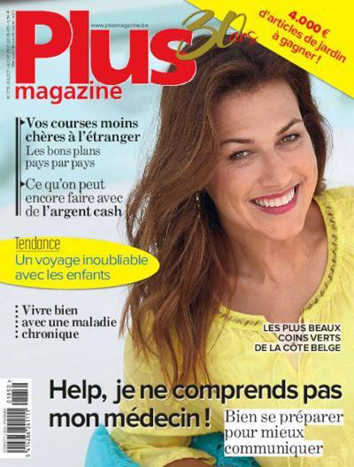 Plus Magazine (Fr) - N°68