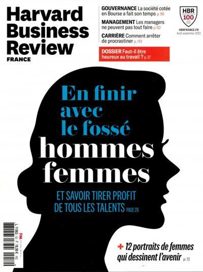 Abonnement Harvard Business Review FR