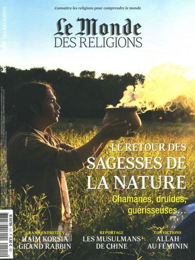 Le Monde Des Religions (photo)
