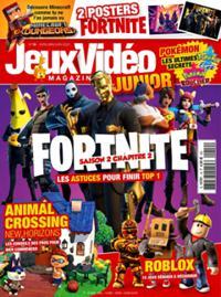 Jeux Vidéo Magazine Junior N° 19