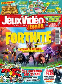 Jeux Vidéo Magazine Junior N° 21