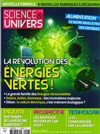 Science et Univers N° 28