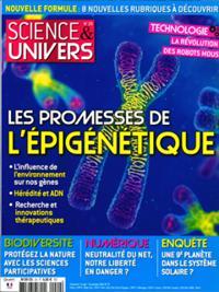 Science et Univers N° 29