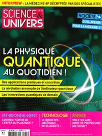 Science et Univers N° 33